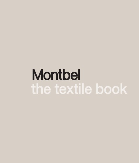 Montbel   the textile book