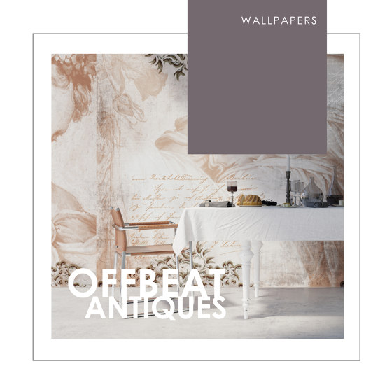 WALLPAPERS | OFFBEAT ANTIQUES