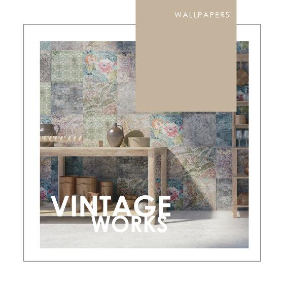 WALLPAPERS | VINTAGE WORKS