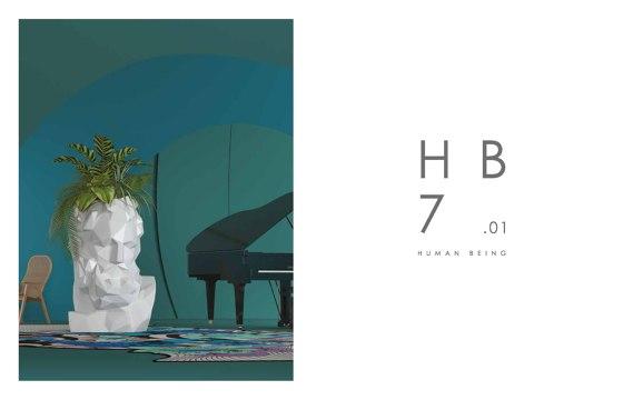 Cast Iron Planters | HB7.01