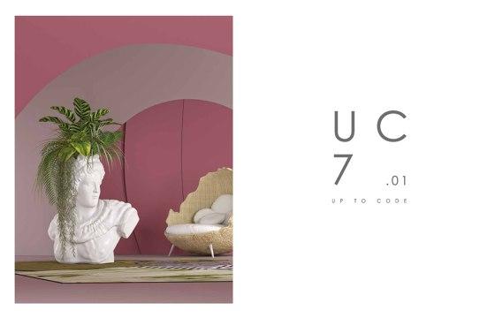 Cast Iron Planters | UC7.01