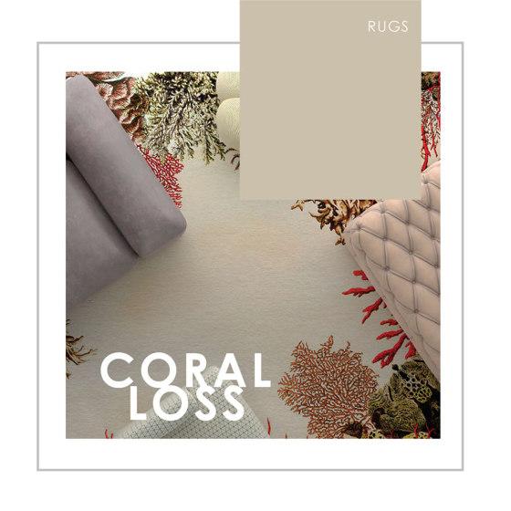 RUGS | CORAL LOSS