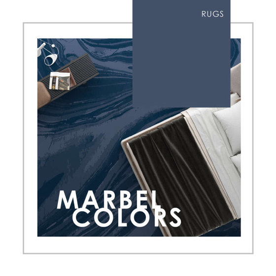 RUGS | MARBLE COLORS