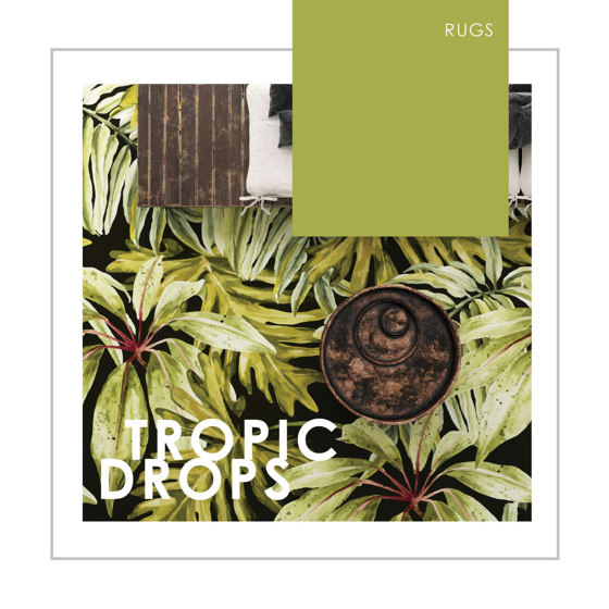 RUGS | TROPIC DROPS