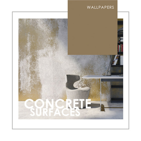 WALLPAPERS | CONCRETE SURFACES