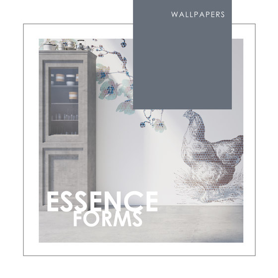 WALLPAPERS | ESSENCE FORMS