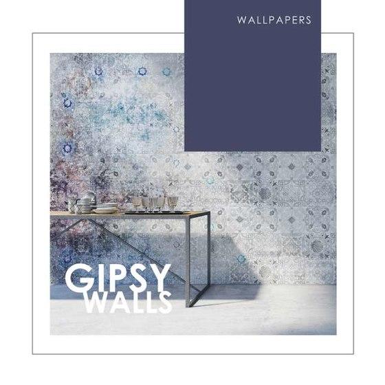 WALLPAPERS | GIPSY WALLS