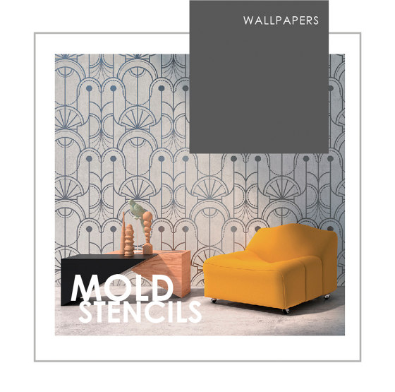 WALLPAPERS | MOLD STENCILS