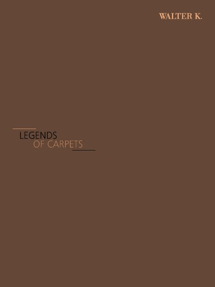 Walter K. – Legends Of Carpets 2015