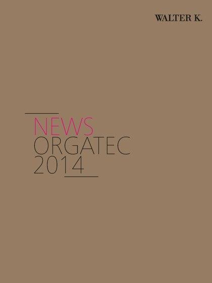 Walter K. – News Orgatec 2014