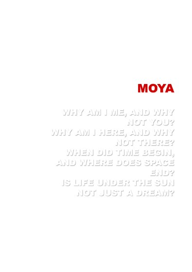 MOYA Catalogue 2014
