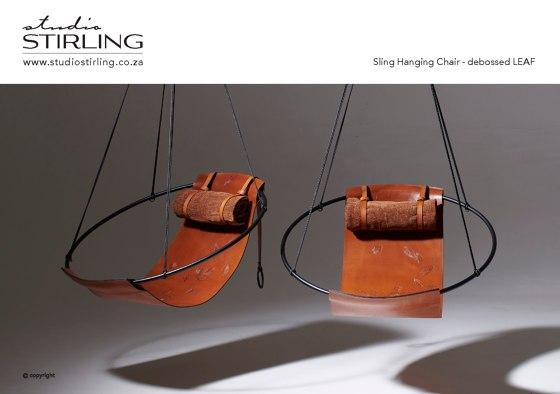 SLING Debossed chair
