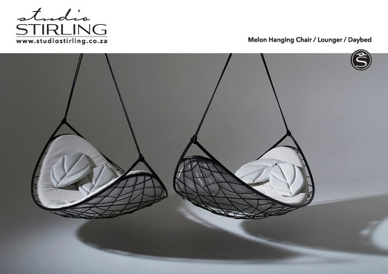 Melon Hanging Chair / Lounger / Daybed