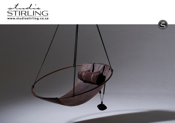 Sling Oil tanned leather