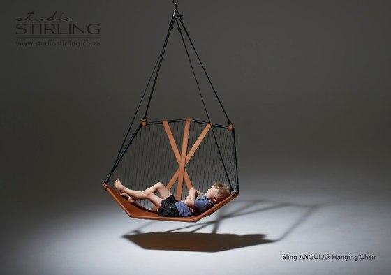 Sling ANGULAR Hanging Chair