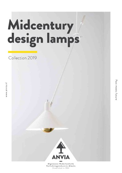 MIDCENTURY DESIGN LAMPS - COLLECTION 2019