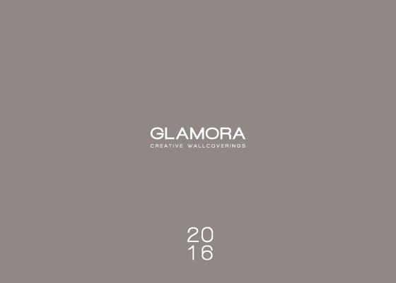 GLAMORA - Creative Wallcoverings 2016