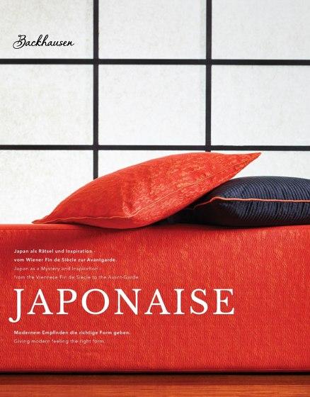 Japonaise Brochure