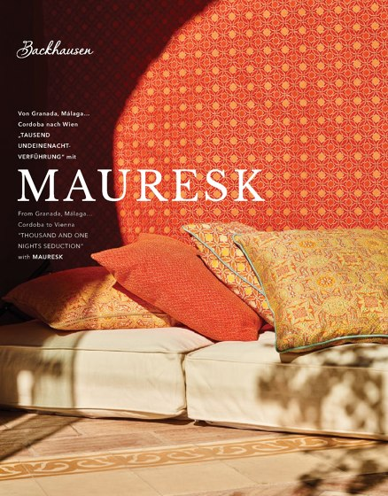 Mauresk Brochure