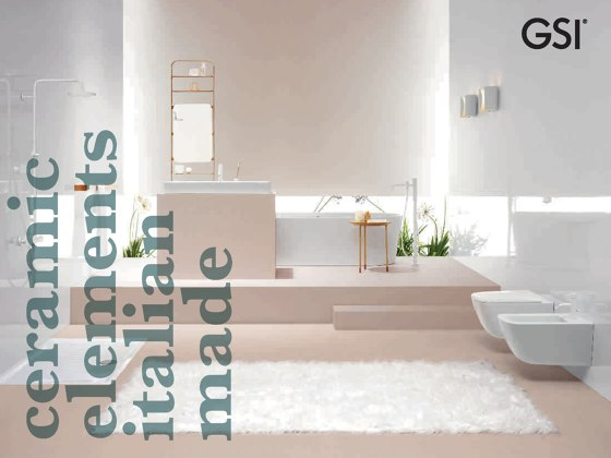 GSI | ceramic elements italian made