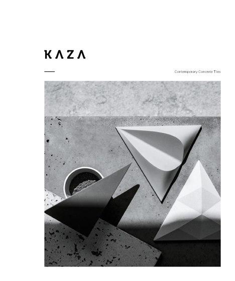 Kaza Master Catalogue 2017