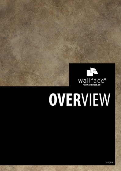 Wallface Overview 2019