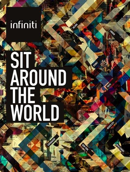 Sit around the world