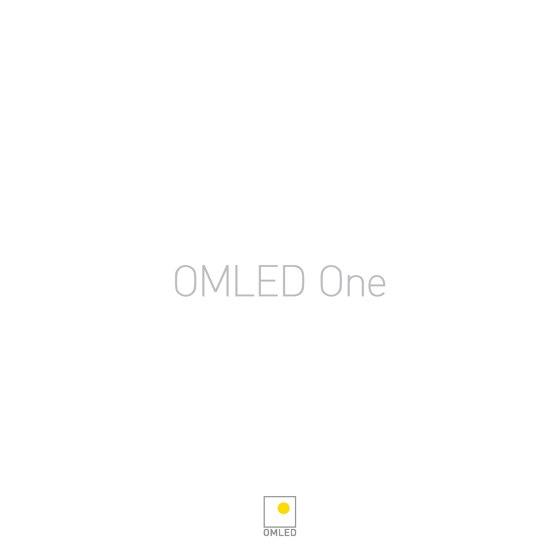 OMLED One Katalog