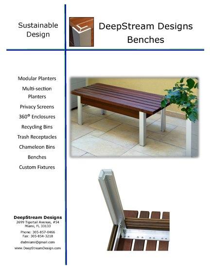 Bench Catalog 2017