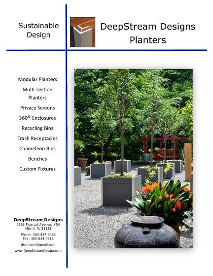 Planter Catalog 2017
