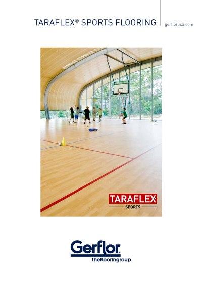 Gerflor Taraflex Sports Flooring 2016