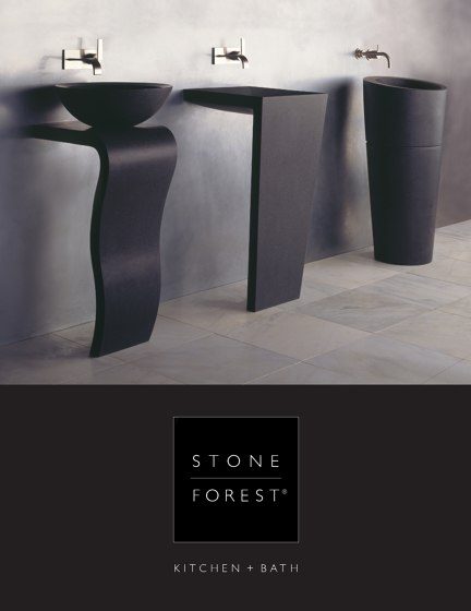 Stone Forest Catalog 2012