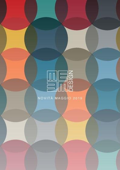 NOVITÀ MAGGIO 2019