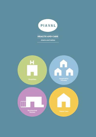 Piaval Catalogue Health and Care 2017