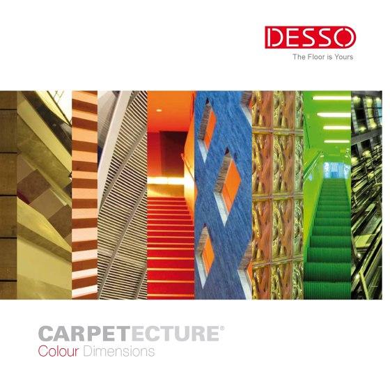 Carpetecture Colour Dimensions