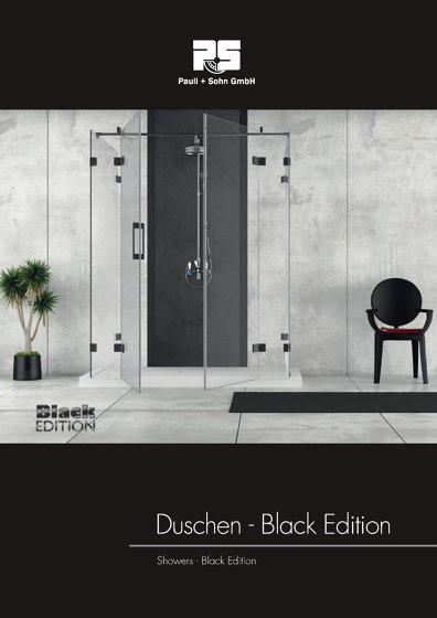 SHOWERS - BLACK EDITION