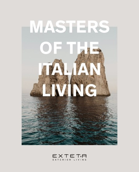 MASTERS OF THE ITALIAN LIVING