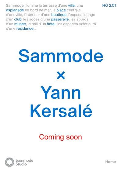 Sammode x Yann Kersalé