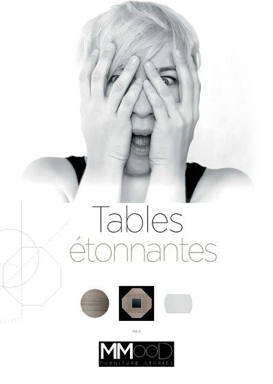 Tables étonnantes