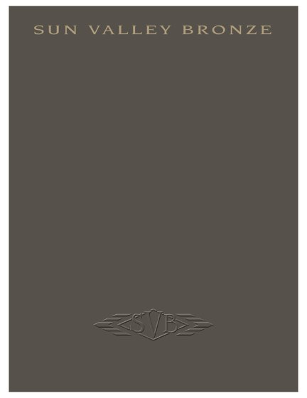 Sun Valley Bronze - Catalog