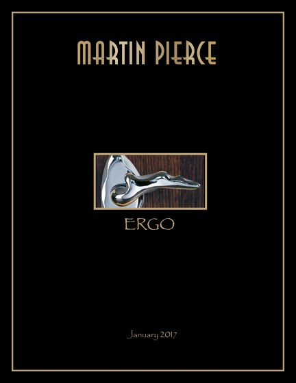 Martin Pierce | Ergo