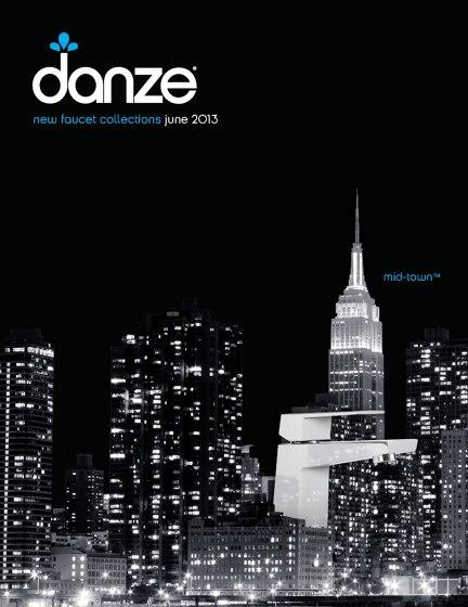 Danze New Bath Collections