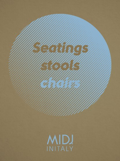 Seatings stools chairs