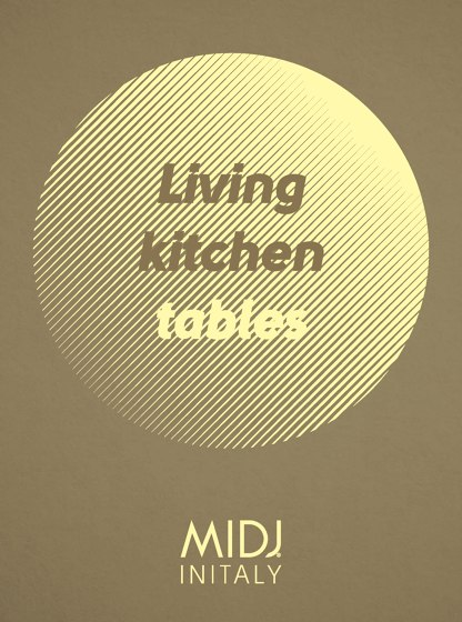Living kitchen tables