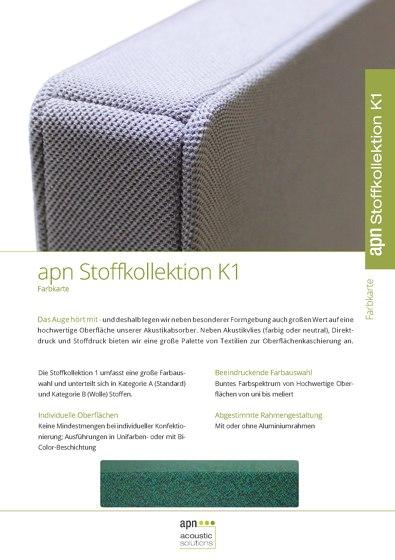 apn Stoffkollektion K1