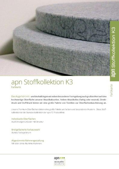 apn Stoffkollektion K3