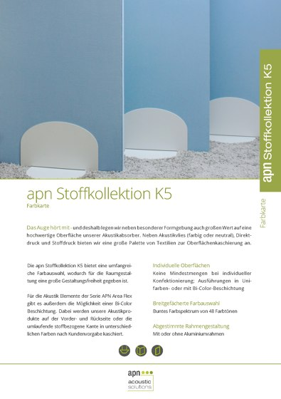 apn Stoffkollektion K5