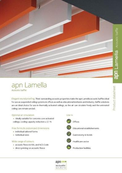 apn Lamella