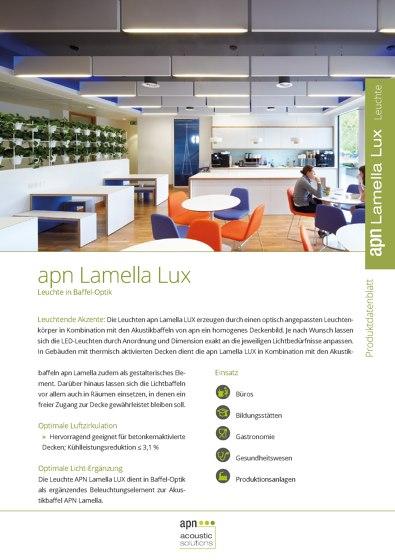 apn Lamella Lux