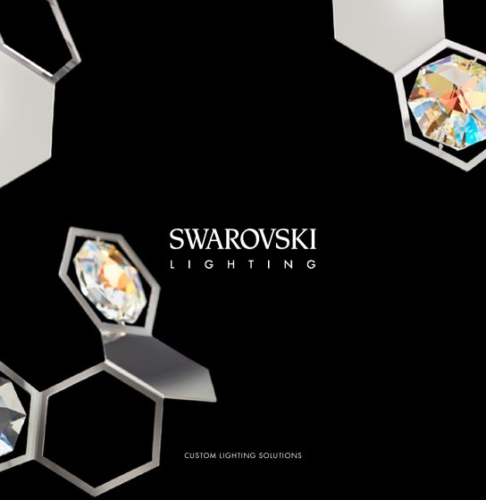 Swarovski Lighting - Custom Lighting Solutions 2016